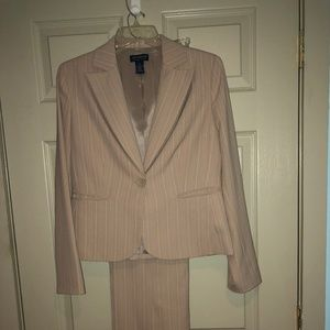 Ann Taylor Blazer Jacket and Pant Suit